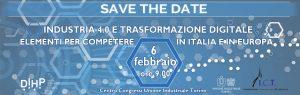Industria 4.0 e trasformazione digitale: elementi per competere in Italia ed in Europa