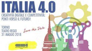 ITDAY 2018 - CREATIVITÀ DIGITALE E COMPETITIVITÀ: PONTI VERSO IL FUTURO