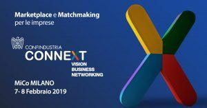 Partecipa con il DIH Piemonte a CONNEXT! Milano, 27/28 febbraio 2020. Prossimamente i nuovi aggiornamenti! @ MiCo - Milano Convention Center